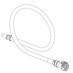 Vitamix - 1422 - Rinse-o-matic® Hose Replacement Kit image