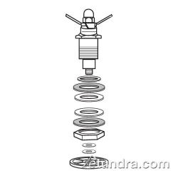 Waring - 503120 - Blending Assembly Kit image