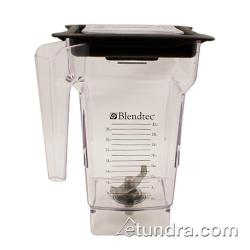Blendtec - 100359 - Fourside 2 Qt Jar with Hard Lid image