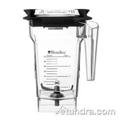 Blendtec - 40-609-60 - Fourside 2 Qt Jar Package w/Gripper Lid image