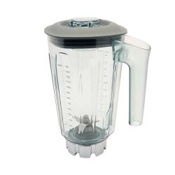 Glass Pro - BLE-1-11606A - 48 oz Polycarbonate Container image