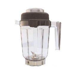 Vitamix - 15641 - 32 oz Blending Station® Container w/Ice Blade, No Lid image