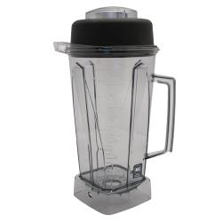 Vitamix - 15558 - 64 oz Drink Machine Container with Lid, No Blade Assembly image