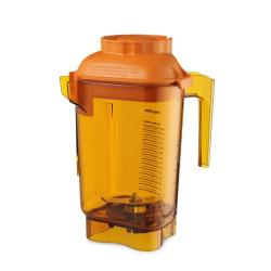 Vitamix - 58990 - Colored Advance® 48 oz Orange Blender Container image