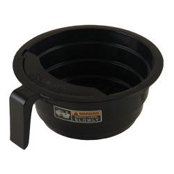 Bunn - 20583.0003 - 7 1/4 in Black Brew Funnel image