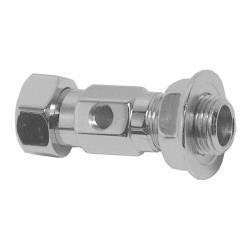 Commercial - Faucet Shank w/ Hole for Gauge Glass Shield image