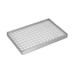 "Infra Corporation - DT5508ND - 8"" x 5 1/2"" x 3/4"" Countertop Drip Tray image"