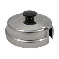 Server - 82509 - 6 3/8 in Stainless Steel Cover Assembly image