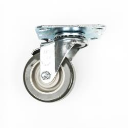 FWE - CSTR 3.5 SB-5 - 3 1/2 in Swivel Plate Caster w/ Brake image