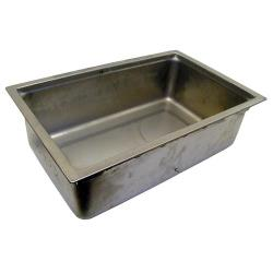 Wells - WS-50402 - Top Mount Pan w/ Drain image