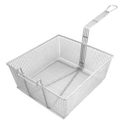Archer Wire - 225-1003 - Fryer Basket 12 1/4 in x 12 3/4 in x 5 1/4 in image