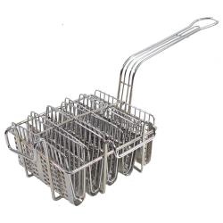 Commercial - 5 Shell Taco Fryer Basket image