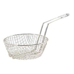 Update - 10 in Round Fryer Basket image