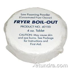 Commercial - Fryer Boil Out Pucks - 5/Pk image