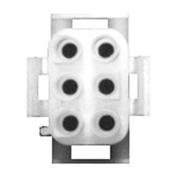 Frymaster - FM807-0157 - 6-Pin Male Connector image