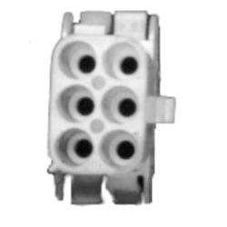 Frymaster - FM807-0158 - 6-Pin Female Connector image