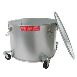 Miroil - 60LC - Low Profile Fryer Oil Transporter image