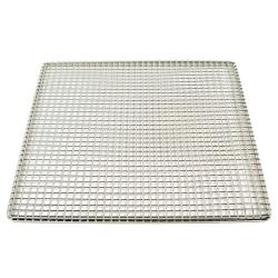 "FMP - 226-1053 - 13 1/2"" x 13 1/2"" Rounded Corners Fryer Screen image"