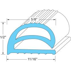 Allpoints Select - 741190 - Screw Mount Compression Gasket image