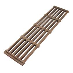 "Montague - 19692-4 - 5 7/8"" x 24 1/4"" Cast Iron Top Grate image"