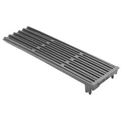 "Rankin Delux - RB-01 - 5 1/4"" x 23"" Cast Iron Top Grate image"
