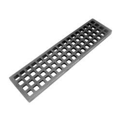 "Southbend - 1172777 - 5 1/4"" x 21"" Cast Iron Coal Grate image"