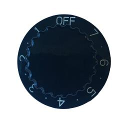 Allpoints Select - 8012403 - Off-1-7 Thermostat Dial image