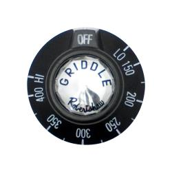 Commercial - 150° - 400° BJ Thermostat Dial Notch Up image