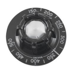 Commercial - 150° - 500° FDO Thermostat Dial image