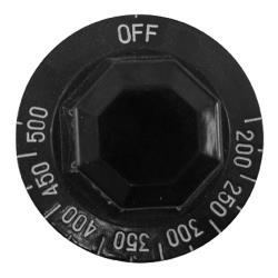 Commercial - 175° - 500° Oven Dial image