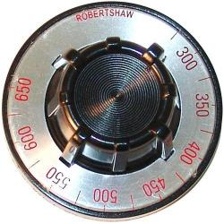 Commercial - 300° - 650° FDO Thermostat Dial image