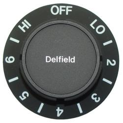 Delfield - 3234557 - 2 - 6 Thermostat Dial image