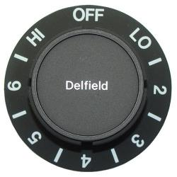Delfield - 3234557-S - 2 - 6 Thermostat Dial image