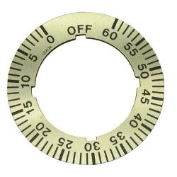 Garland - 1314134 - Off-0-60 Minute Dial Insert image