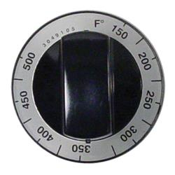 Garland - 150° - 500° Thermostat Dial image