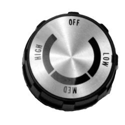 Lang - 70701-10 - Off - Low - Med - High Dial image