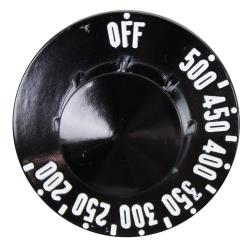 Original Parts - 221065 - 200° - 500° Thermostat Dial image