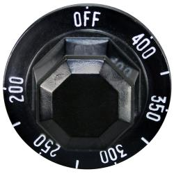 Original Parts - 221191 - 200° - 400° Octagon Thermostat Dial image