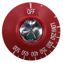 Original Parts - 221213 - Red Thermostat Dial image