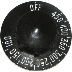 Original Parts - 221578 - 100° - 450° Thermostat Knob image