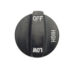 Southbend - 1073498 - Off/Low/High Burner Valve Knob image