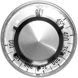 Vulcan Hart - 00-350545-00029 - Off - 100° - 450° Thermostat Dial image