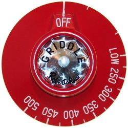 Vulcan Hart - 417576-2 - 250° - 500° BJWA Thermostat Dial image