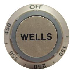 Wells - 2R-39009 - 2 3/8 in Griddle Thermostat Dial image