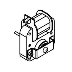 Amana - 54127056 - Blower And Blade Motor image