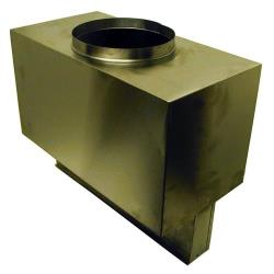 Blodgett - BL08348 - Direct 10 in Draft Vent Hood image