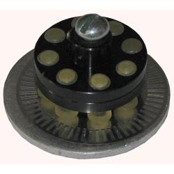 Lincoln - 369151 - Coupling & Encoder Disc Assembly image