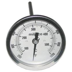 Baker's Pride - M013A - Oven Thermometer w/ 200° - 1000° Range image