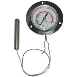 Cres Cor - 5238-008-K - 100° - 280° Food Warmer Thermometer image