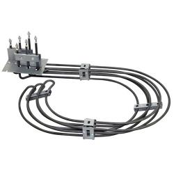 Duke - 153345 - 208V Oven Heating Element Assembly image